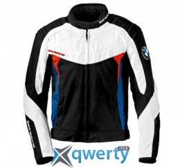 Мужская мотокуртка BMW Motorrad Race Jacket, Black (р.L)(76128553439)