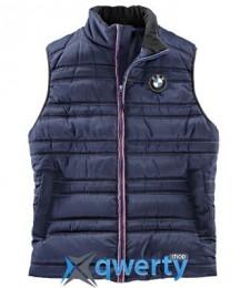 Мужской жилет BMW Motorrad Logo Vest for men, Blue (р.XXL)(76618547576)