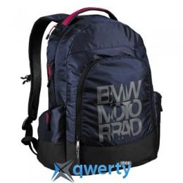 Рюкзак BMW Motorrad Logo Backpack, Blue (76618547306)
