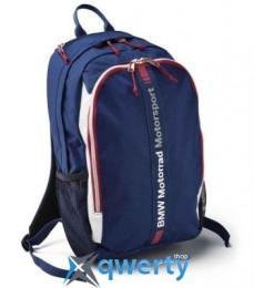 Рюкзак BMW Motorrad Rucksack, Motorsport, Blue (76628560969)