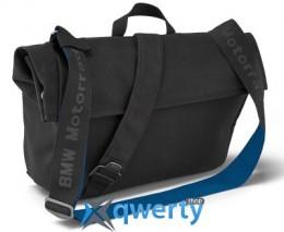 Сумка BMW Motorrad Messenger Bag, Black (76758556291)