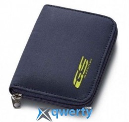 Кошелек BMW Motorrad GS Adventure Wallet, Navy Blue (76818561288)