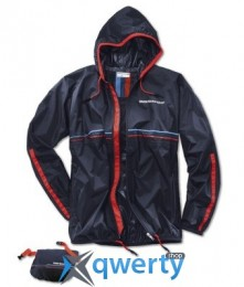 Куртка-дождевик BMW Motorsport Rain Jacket, unisex, Team Blue (р.L)(80142285862)