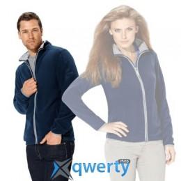 Мужская флисовая куртка BMW Men's Fleece Jacket (р.XXL)(80142298128)