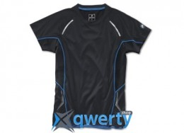 Мужская футболка BMW Athletics Sports T-Shirt, men, Black (р.M)(80142361078)