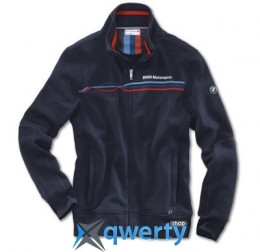 Мужская куртка BMW Motorsport Sweat Jacket, men, Team Blue (р.L)(80142285846)