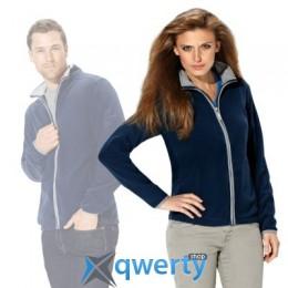 Женская флисовая куртка BMW Ladies' Fleece Jacket (р.S)(80142298165)