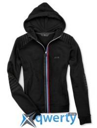 Женская спортивная куртка BMW M Sweet Jacket, Ladies, Anthracite (р.M)(80142358083)