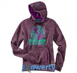Женская толстовка BMW Motorrad Ladies Roadster Hooded Sweatshirt, Purple (р.M)(76868552676)