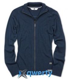 Женская вязаная куртка BMW Knit Jacket, Ladies, Dark Blue (р.S)(80142285167)
