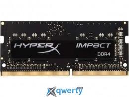 8GB KINGSTON HYPERX IMPACT DDR4 2400MHZ CL14 (HX424S14IB/8)
