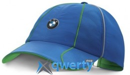 Бейсболка BMW Athletics Sports Cap, unisex, Royal Blue (80162361128)