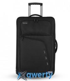 Большой туристический чемодан BMW Modern Trolley 26 Inch, Black (80222365440)