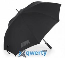 Большой зонт-трость BMW M Stick Umbrella, Black(80232410916)
