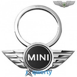 Брелок Mini Wing Logo Key Ring, Gloss(80272287977)
