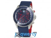 Часы BMW Motorsport ICE Watch Steel Chrono, unisex, Team Blue with M Red(80262285903)