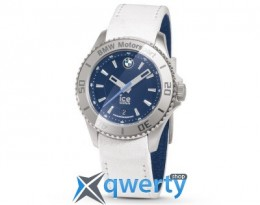 Часы BMW Motorsport ICE Watch Steel, Unisex, White/Blue(80262285902)