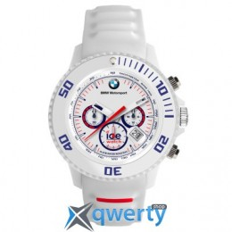 Часы BMW Motorsport Uhr Chrono ICE Watch, Big White(80262354181)