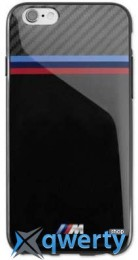 Чехол BMW M для iPhone 6 Plus, Soft Case, Black(80212413759)
