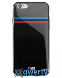 Чехол BMW M для iPhone 6, Soft Case, Black(80212413758)
