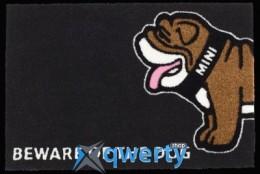 Дверной коврик Mini Bulldog Door Mat(80282345772)