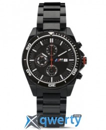 Хронограф BMW M Chronograph, Men, Black(80262406694)
