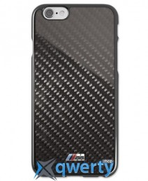 Карбоновый чехол BMW M для iPhone 6 Plus, Hard Case, Black(80212413762)