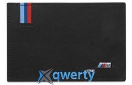 Кожаная визитница BMW M Business Card Holder(80212410936)