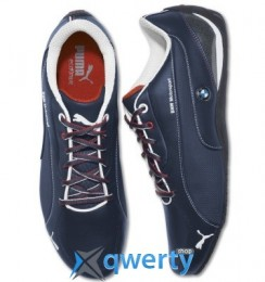 Кроссовки BMW Motorsport Sneaker Drift Cat 5, Team Blue(р.44) (80162355007)