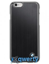 Крышка BMW для iPhone 6, Hard Case, Aluminium, Black(80212413767)