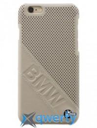 Крышка BMW для iPhone 6 Plus, Hard Case, Taupe(80212413765)