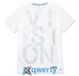 Мужская футболка BMW i T-Shirt with Vision Print, Men(р.L)(80142411476)
