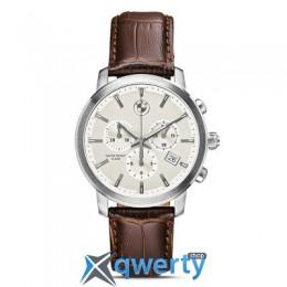 Мужские наручные часы BMW Men's Chrono Watch Brown Strap 2015(80262365452)