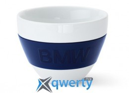 Пиала BMW Design Bowl, White - Dark Blue(80232289315)