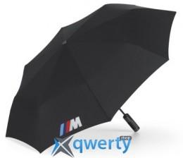 Складной зонт BMW M Folding Umbrella, Black(80232410917)