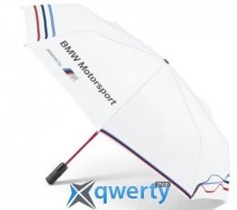 Складной зонт BMW Motorsport Folding Umbrella, White(80232285874)