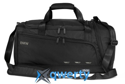 10121e5e6d5a Спортивная сумка BMW Modern Style Sports Bag, Black (80222365443 ...