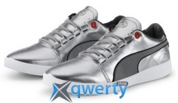 Спортивные туфли унисекс BMW M X-Cat Shoes, Unisex, Silver(р.39)(80192413519)