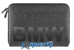 Сумка-чехол для ноутбука BMW Laptop Bag, Grey (80222413780)