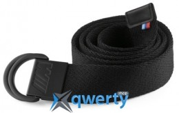 Текстильный ремень BMW M Belt, Unisex, Black (80162410912)