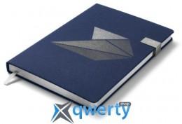 Юбилейный блокнот BMW Notebook, The Next 100 Years, Blue(80242413743)