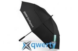 Зонт-трость BMW Golfsport Functional Umbrella, Black (80232285754)