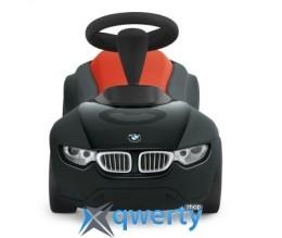 Детский автомобиль BMW Baby Racer III, Black-Orange, 2016(80932413782)