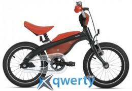 Детский велосипед BMW Kidsbike, Black / Orange, 2016(80932413748)