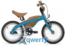 Детский велосипед BMW Kidsbike, Turquoise / Caramel, 2016(80932413749)