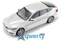 Модель автомобиля BMW 3 серии GT (F34), 1:43 scale, Alpine White(80422297634)
