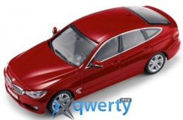 Модель автомобиля BMW 3er GT (F34) Melbourne Red, Scale 1:43(80422297636)