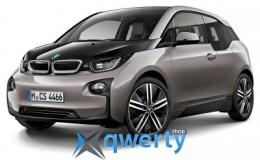 Модель автомобиля BMW i3 (i01), 1:43 scale, Andesite Silver(80422320106)