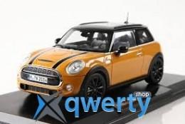 Модель автомобиля Mini Hatch, Volcanic Orange, Scale 1:18(80432339559)