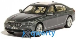 Модель BMW 750 Li (G12), Arctic Grey, Scale 1:43(80422405590)